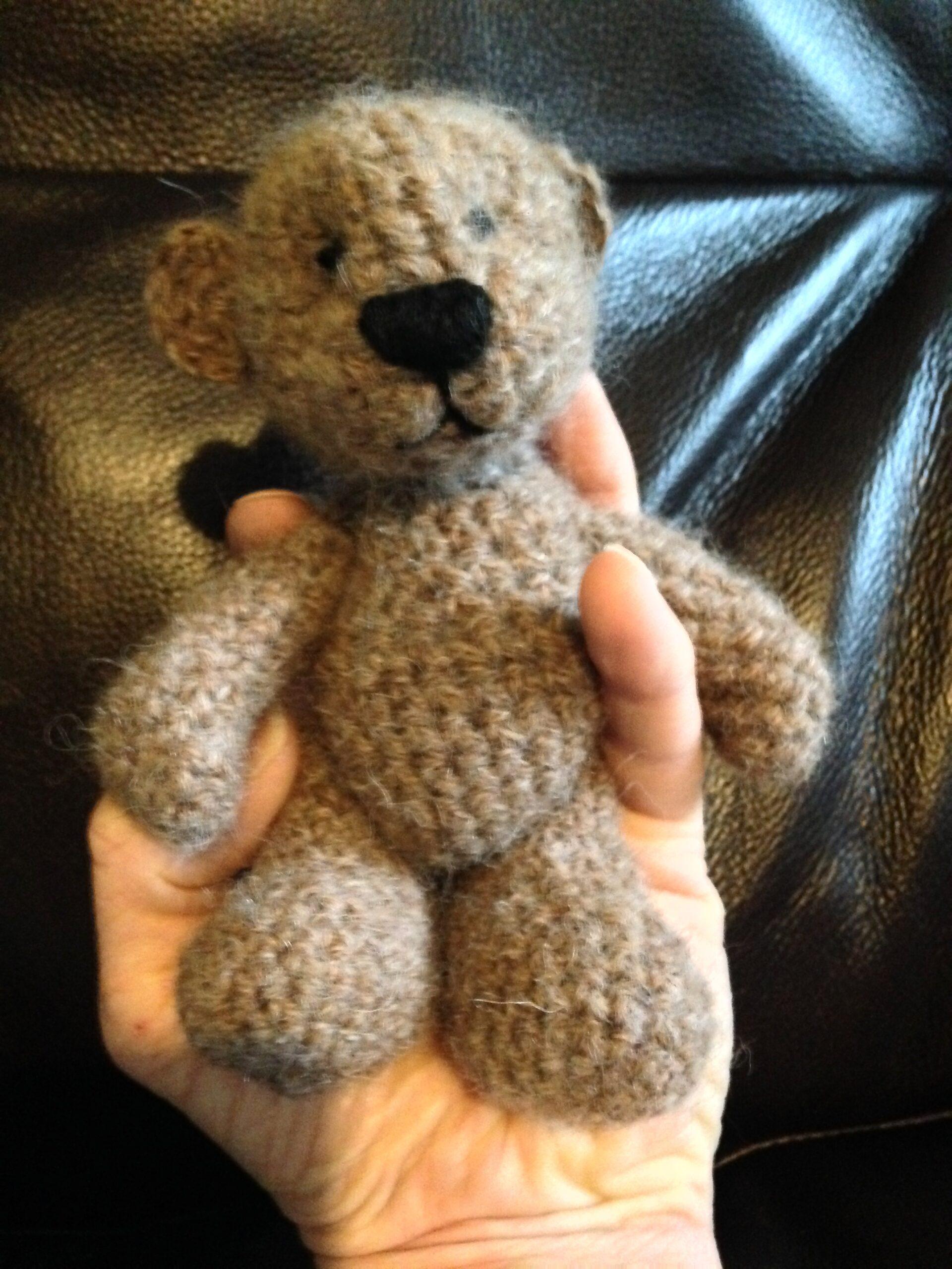 Little brown bear.