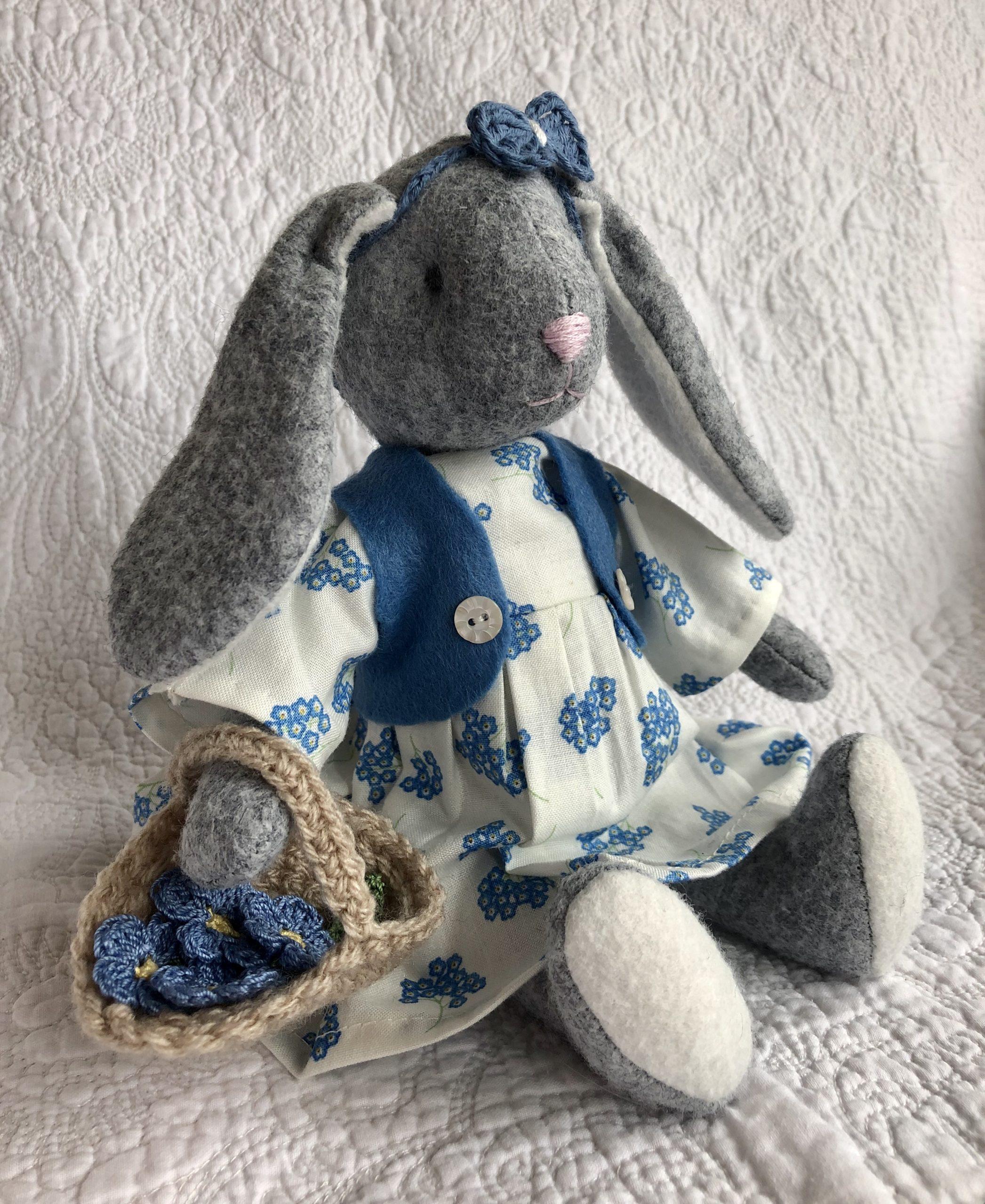 Cerys bunny.
