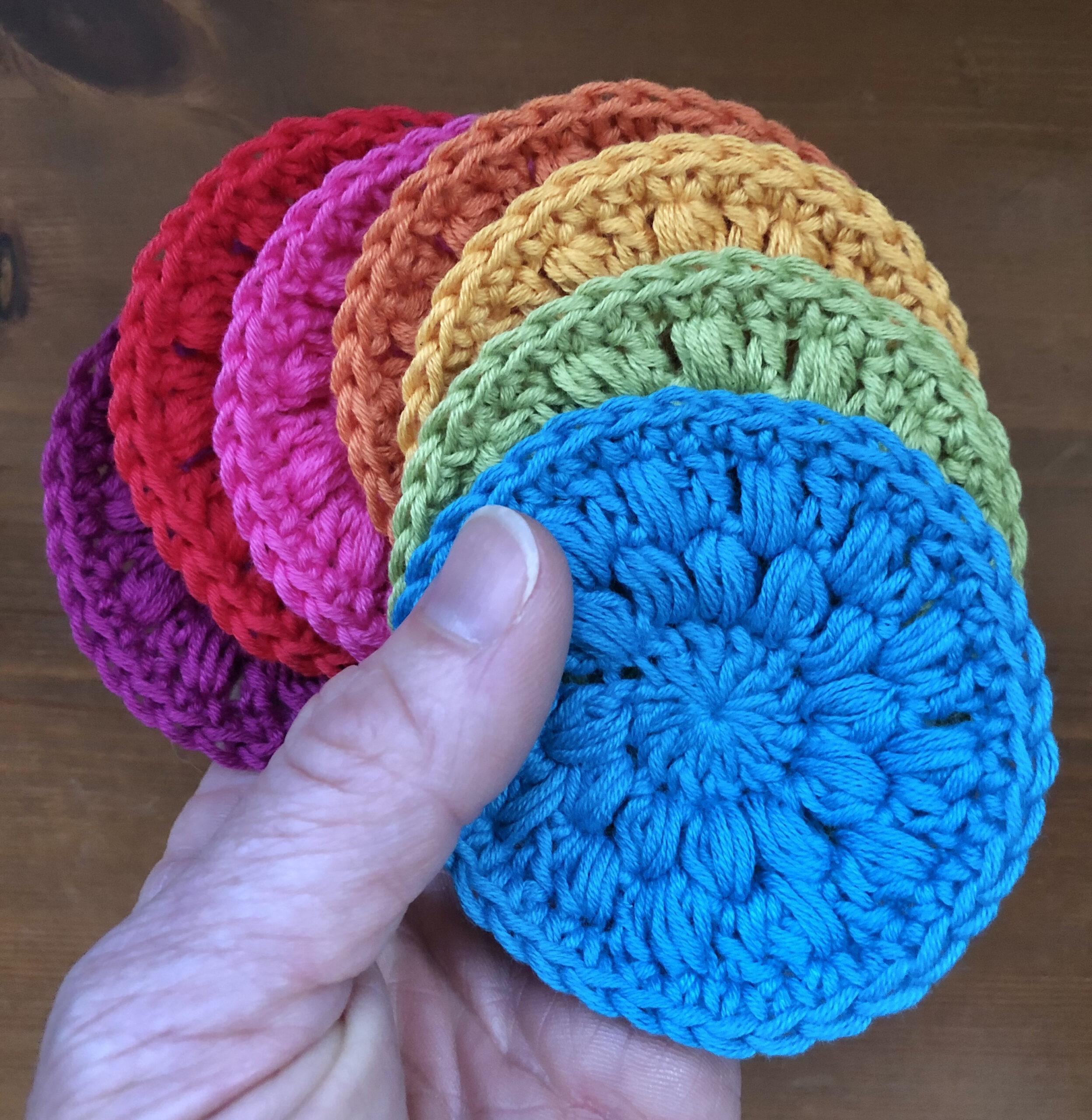 Rainbow rounds.